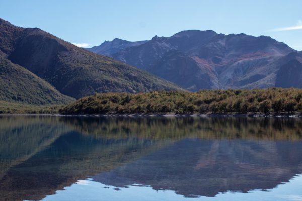 Lago Jeinimeni Parque Nacional Patagonia