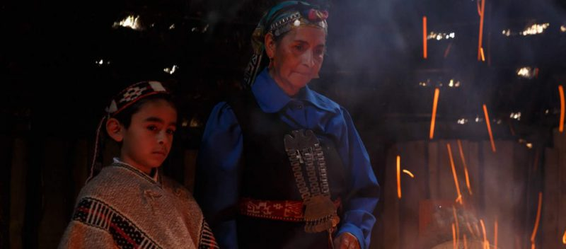 Mapuche Native People in Chile
