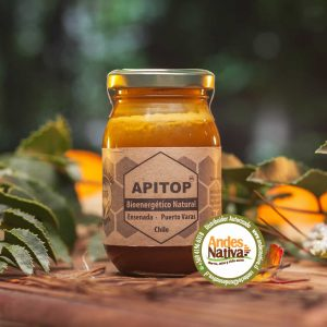 Apitop Natural Bioenergetic product from honey