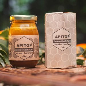 Apitop Natural Bioenergetic product from honey with box
