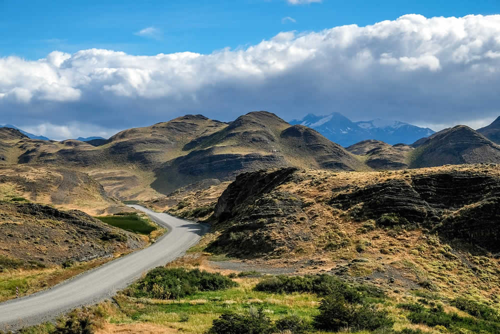 Patagonia Guided Tour in National Park Torres del Paine